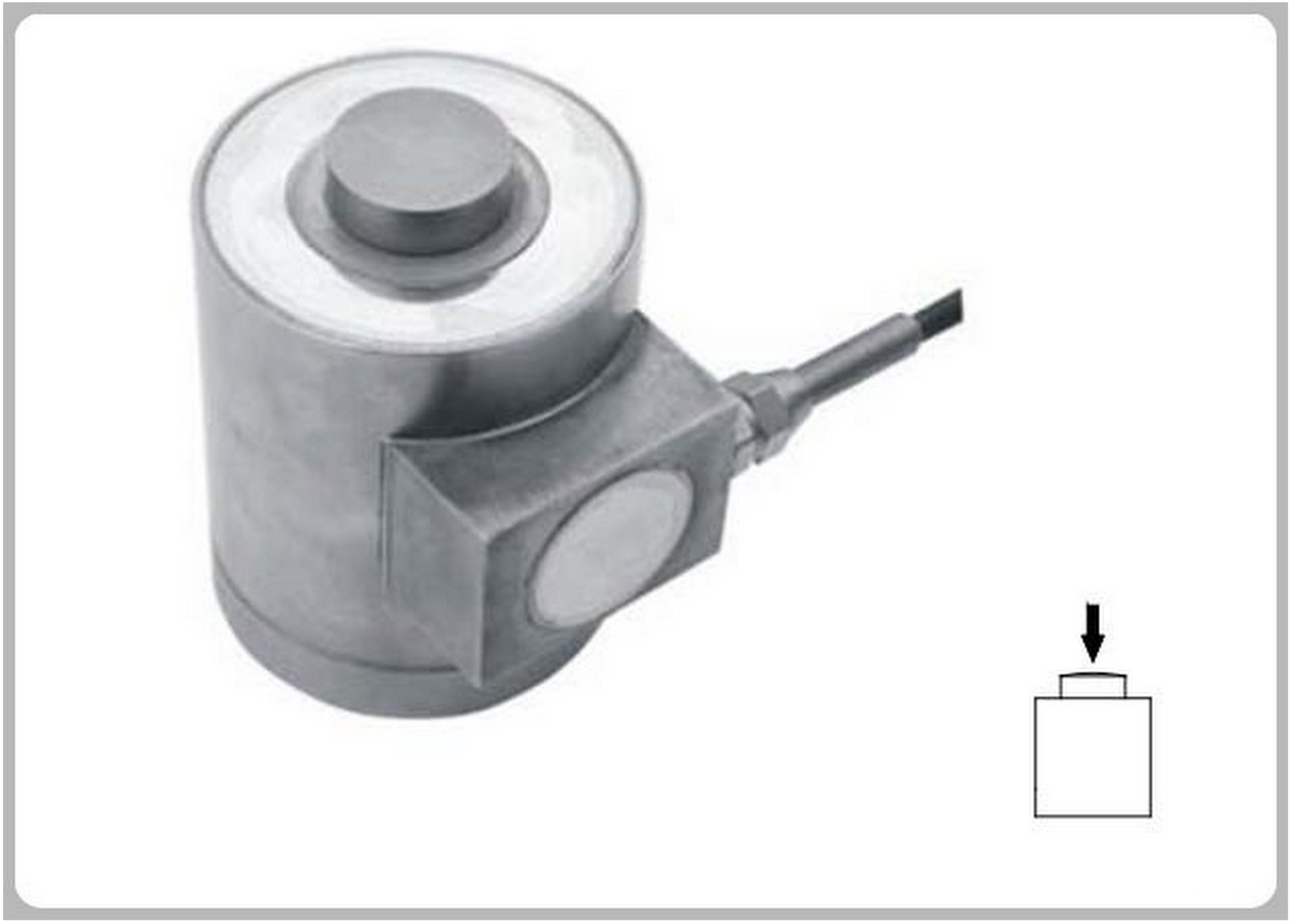 MC8205 LOAD CELL & FORCE TRANSDUCER