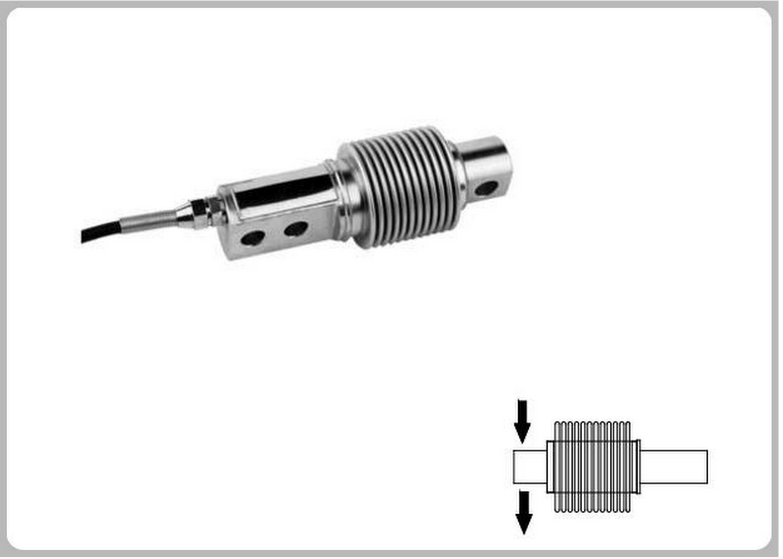 MC8501 LOAD CELL & FORCE TRANSDUCER