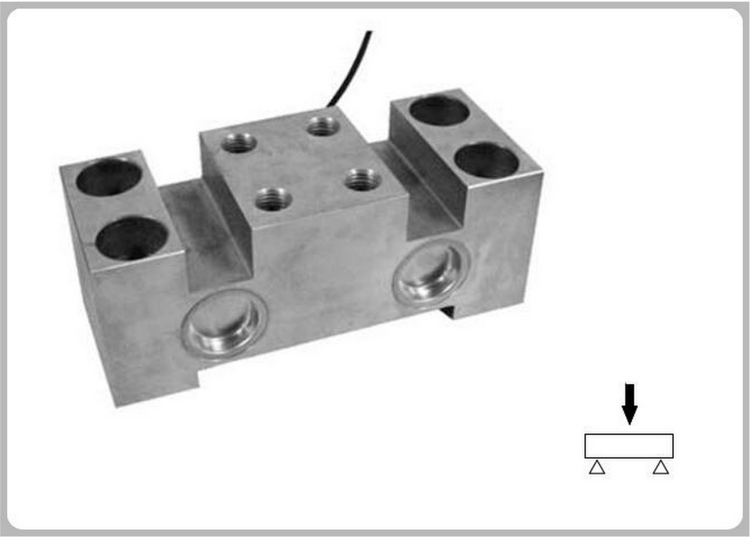 MC8621 LOAD CELL & FORCE TRANSDUCER